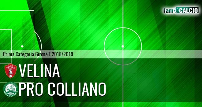 Velina - Pro Colliano