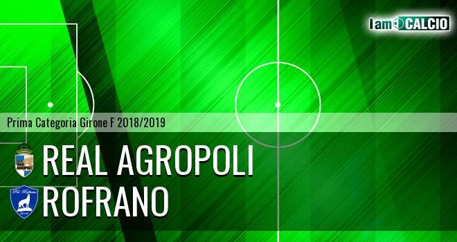 Real Agropoli - Rofrano