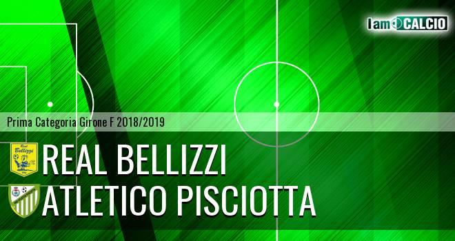 Real Bellizzi - Atletico Pisciotta
