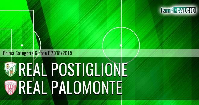 Real Postiglione - Polisportiva Real Palomonte