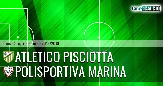 Atletico Pisciotta - Polisportiva Marina