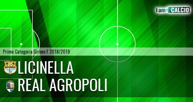 Licinella - Real Agropoli