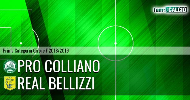 Pro Colliano - Real Bellizzi