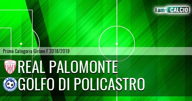 Polisportiva Real Palomonte - Golfo di Policastro