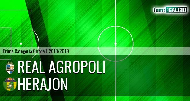 Real Agropoli - Herajon