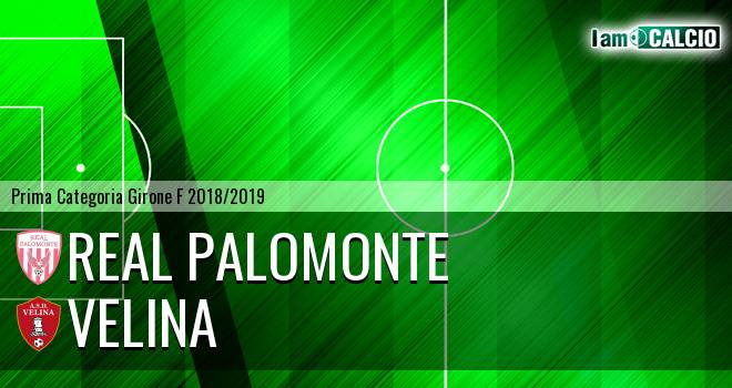 Polisportiva Real Palomonte - Velina