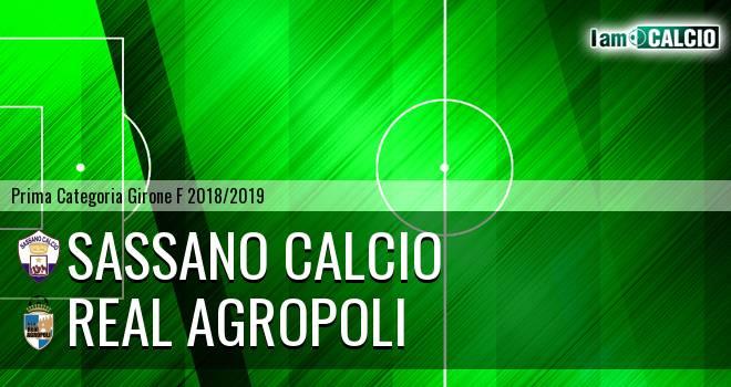 Sassano Calcio - Real Agropoli