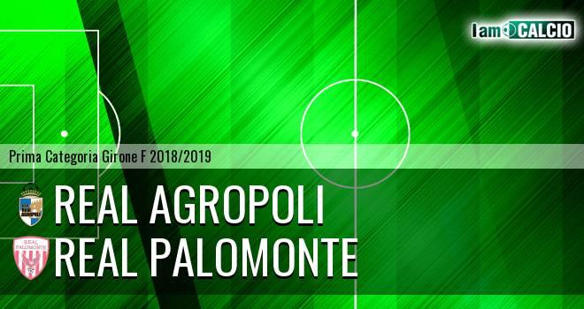 Real Agropoli - Polisportiva Real Palomonte