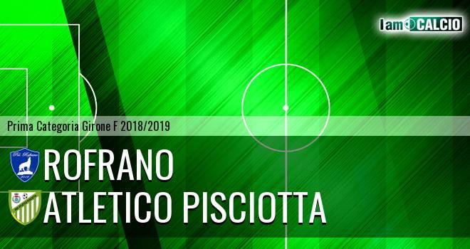 Rofrano - Atletico Pisciotta