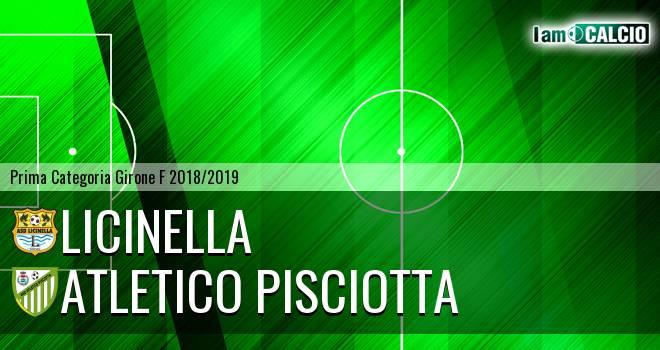 Licinella - Atletico Pisciotta