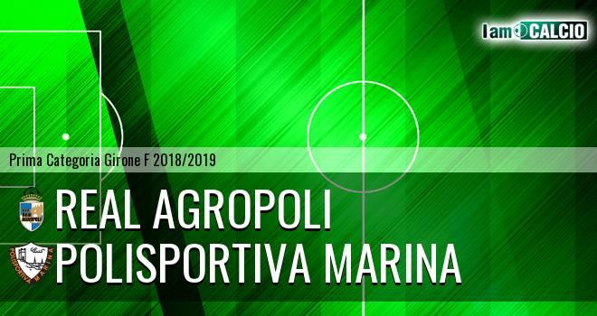 Real Agropoli - Polisportiva Marina