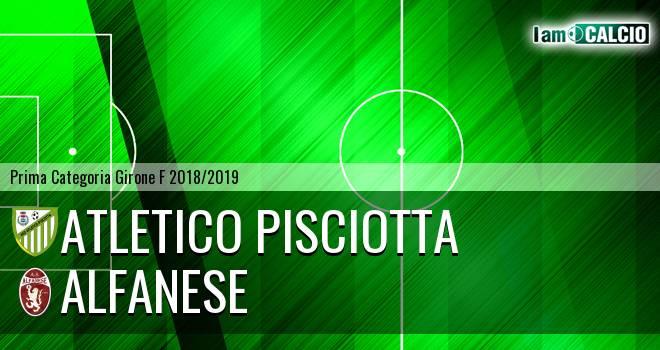 Atletico Pisciotta - Alfanese