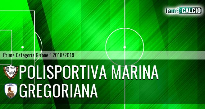 Polisportiva Marina - Gregoriana