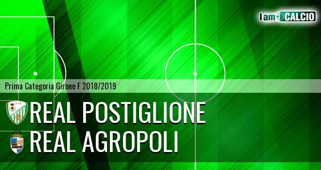Real Postiglione - Real Agropoli