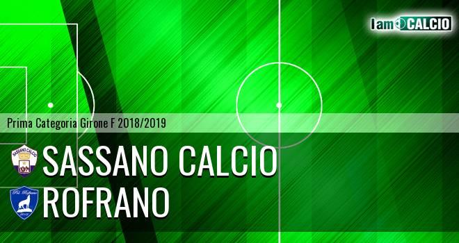 Sassano Calcio - Rofrano