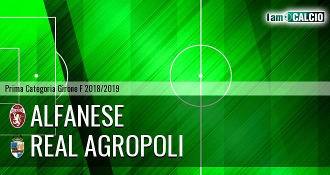 Alfanese - Real Agropoli