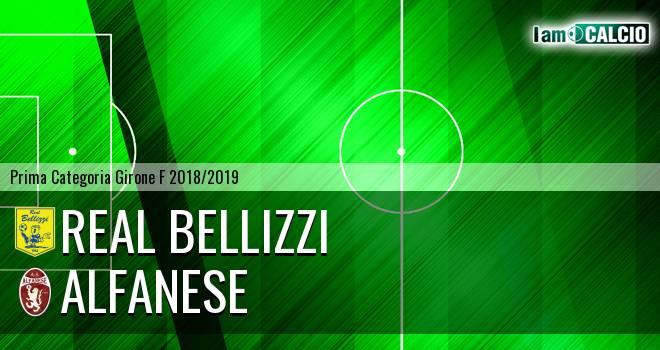 Real Bellizzi - Alfanese
