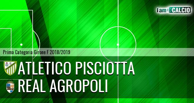 Atletico Pisciotta - Real Agropoli