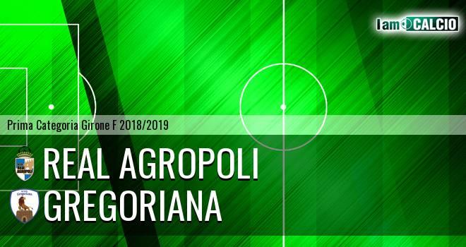 Real Agropoli - Gregoriana