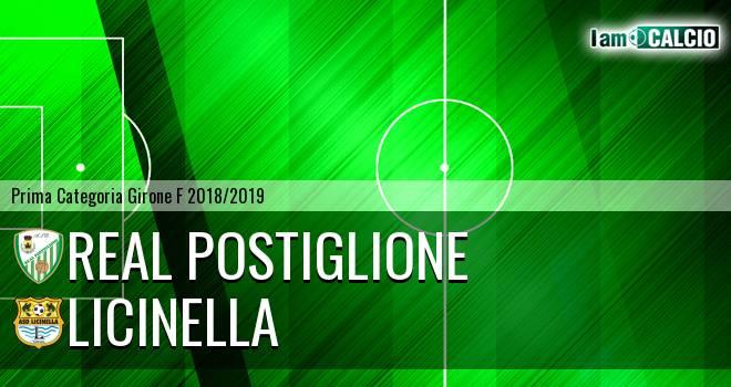 Real Postiglione - Licinella