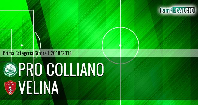 Pro Colliano - Velina