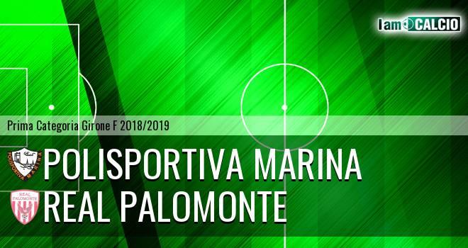 Polisportiva Marina - Polisportiva Real Palomonte