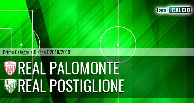 Polisportiva Real Palomonte - Real Postiglione