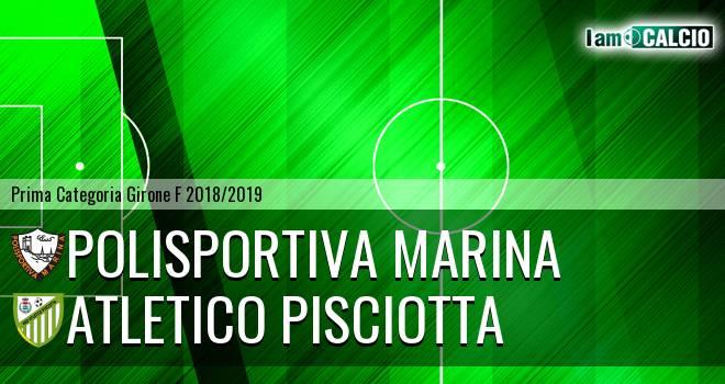 Polisportiva Marina - Atletico Pisciotta