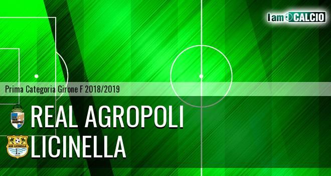 Real Agropoli - Licinella