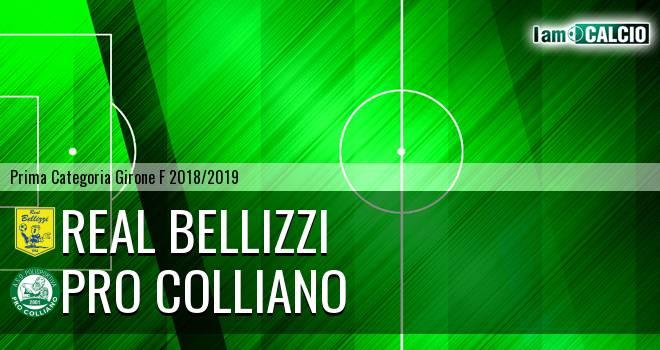 Real Bellizzi - Pro Colliano
