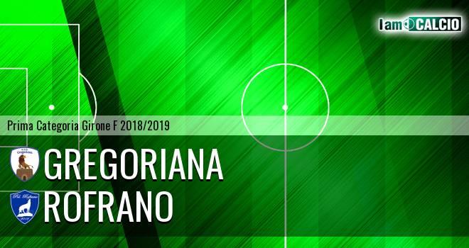 Gregoriana - Rofrano