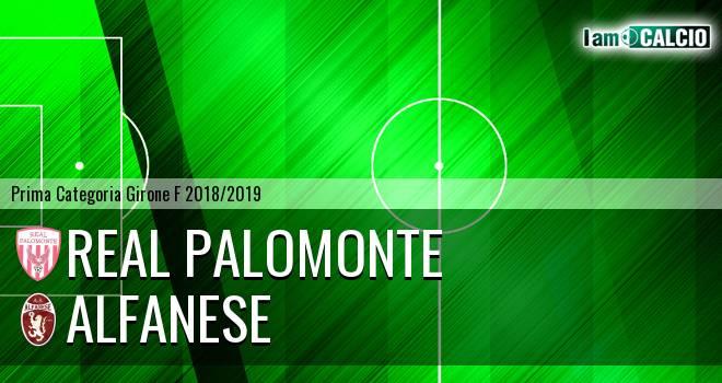 Polisportiva Real Palomonte - Alfanese
