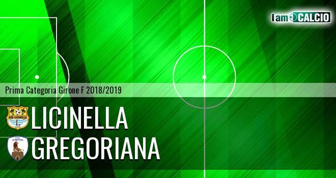 Licinella - Gregoriana