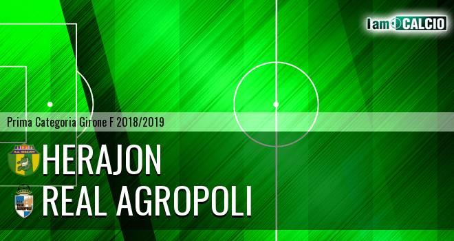 Herajon - Real Agropoli