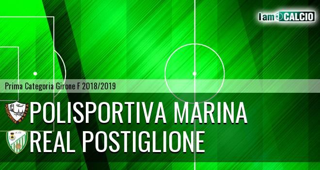 Polisportiva Marina - Real Postiglione
