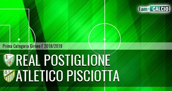 Real Postiglione - Atletico Pisciotta