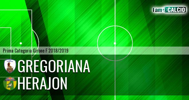Gregoriana - Herajon