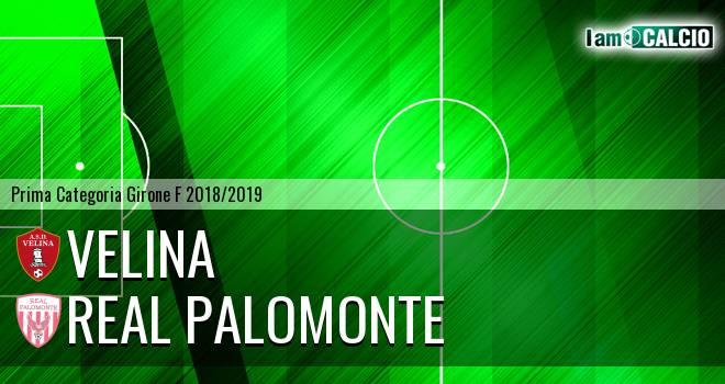 Velina - Polisportiva Real Palomonte