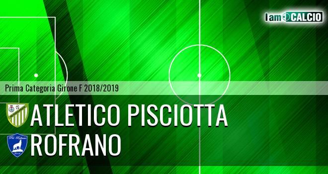 Atletico Pisciotta - Rofrano