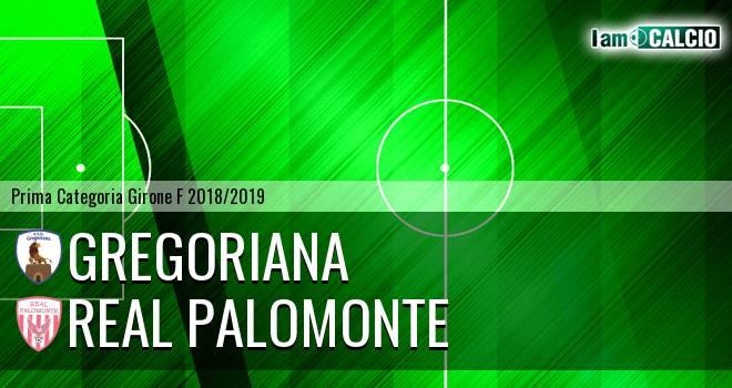 Gregoriana - Polisportiva Real Palomonte