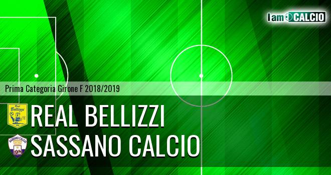 Real Bellizzi - Sassano Calcio