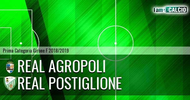 Real Agropoli - Real Postiglione
