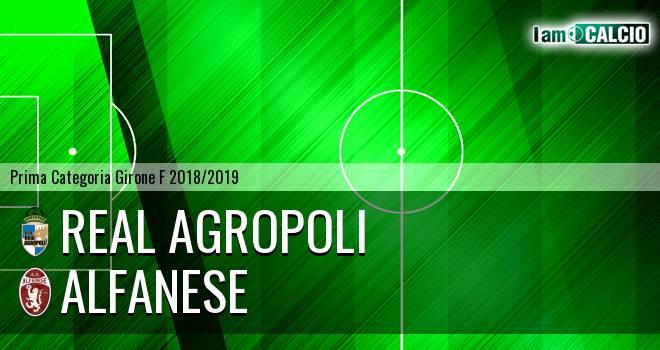 Real Agropoli - Alfanese