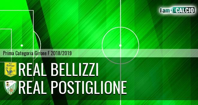 Real Bellizzi - Real Postiglione