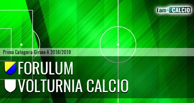 Forulum - Volturnia Calcio