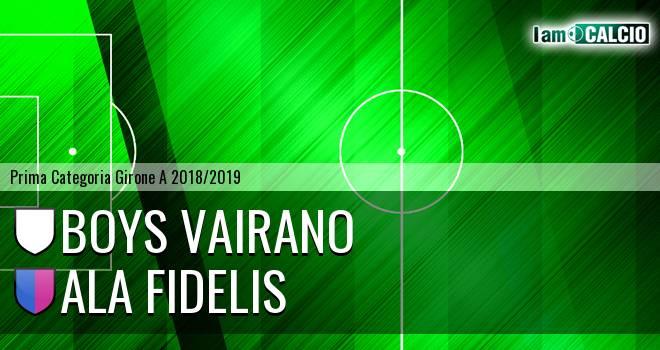 Boys Vairano - Ala Fidelis