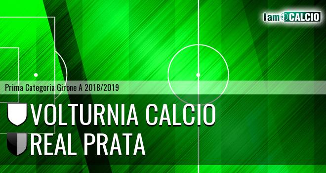 Volturnia Calcio - Real Prata