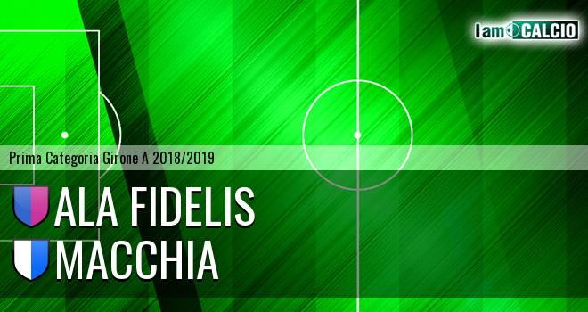 Ala Fidelis - Macchia