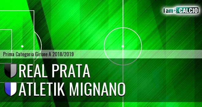 Real Prata - Atletik Mignano