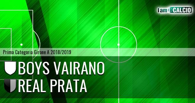 Boys Vairano - Real Prata